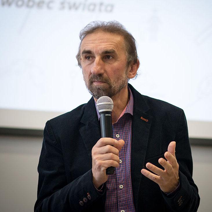 Prof. zw. dr hab. Bogdan Dembiński