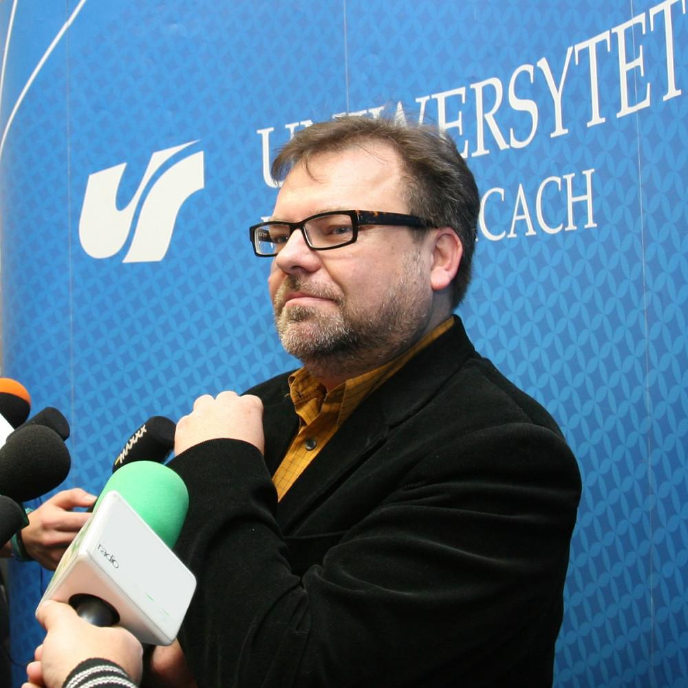 dr Grzegorz Odoj