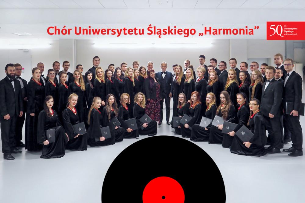 Chór Uniwersytetu Ślaskiego 'Harmonia'