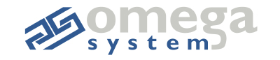 Omega System logo