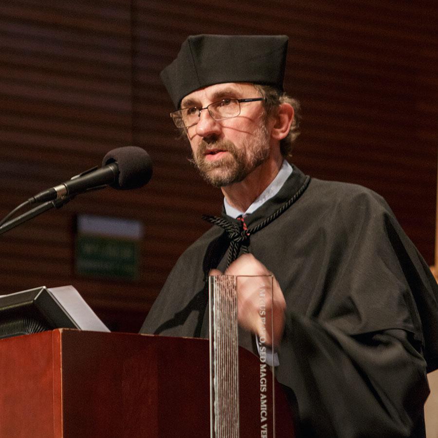 Prof. Bogdan Dembiński